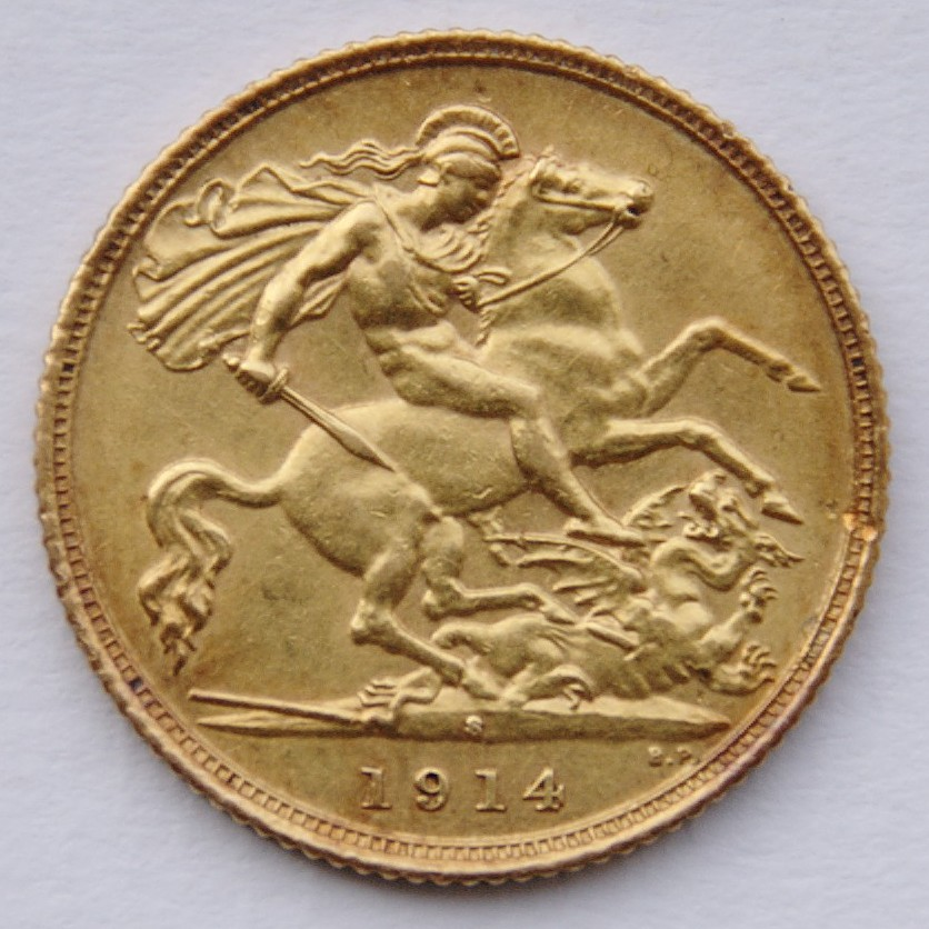 Golden Legacy of the Sovereign Coin